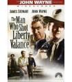 The Man Who Shot Liberty Valance (1962) DVD