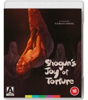 Shoguns Joy of Torture (1968) Blu-ray 24.2.
