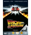 Back To The Future - Trilogy (3 DVD)