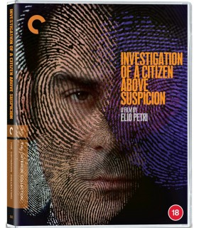 Investigation of a Citizen Above Suspicion (1970) Blu-ray