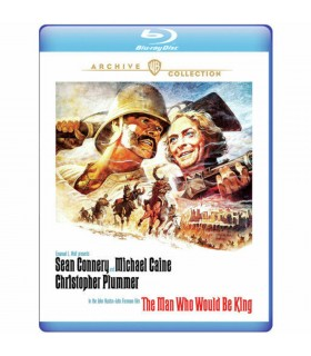 The Man Who Would Be King (1975) Blu-ray