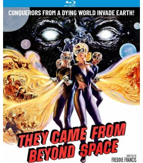 They Came from Beyond Space (1967) Blu-ray 10.3.