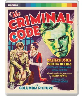The Criminal Code (1930) Blu-ray 24.3.