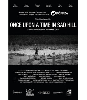 Once Upon a Time in Sad Hill (2019) DVD 19.3.