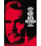The Hunt for Red October (1990)  DVD
