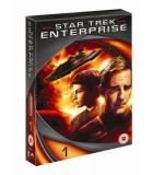 Star Trek: Enterprise - Kausi 1. DVD