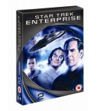Star Trek: Enterprise - Kausi 2. DVD