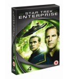 Star Trek: Enterprise - Kausi 4. DVD