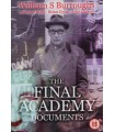 William S. Burroughs - The Final Academy Documents DVD