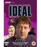 Ideal : Kausi 4 (2 DVD) (Johnny Vegas)