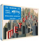 Metropolis - Masters of Cinema (1927) Blu-ray