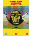 How to Succeed in Business Without Really Trying (1967) DVD
