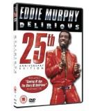 Eddie Murphy Delirious (1983) DVD