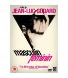 Masculin Feminin (1966) DVD