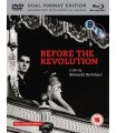Before The Revolution (1964) (Blu-ray + DVD)