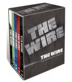 The Wire Complete Series (Kaudet 1-5, 24-DVD)