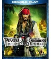 Pirates of the Caribbean : On Stranger Tides (2011) Blu-ray
