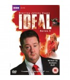 Ideal : Kausi 5 (2 DVD) (Johnny Vegas)