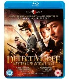 Detective Dee: Mystery Of The Phantom Flame (2010) Blu-ray