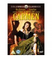 The Loves of Carmen (1948) DVD