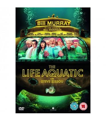 The Life Aquatic with Steve Zissou (2004) DVD