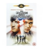 The Falcon and the Snowman (1985) DVD