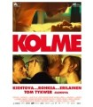 Kolme (2010) DVD