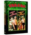 Tarzan ja Amatsonit / Tarzan ja Leopardinainen DVD