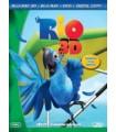 Rio (2011) (Blu-ray + Blu-ray 3D + DVD)