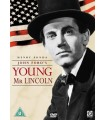 Young Mr. Lincoln (1939) DVD