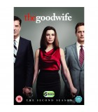 The Good Wife : Kausi 2 Box Set (6 DVD)