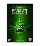 Piranha Part Two: The Spawning (1981) DVD