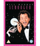 Scrooged (1988) DVD
