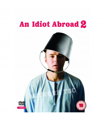 An Idiot Abroad - The Bucket List DVD 21.11.