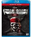 Pirates of the Caribbean : On Stranger Tides (2011) (3D + 2D Blu-ray)