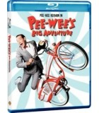 Pee-wee's Big Adventure (1985) Blu-ray