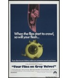 Four Flies On Grey Velvet 1971 (Blu-ray)