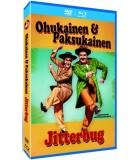 Ohukainen & Paksukaine Jitterbug (1943) DVD+Blu-ray