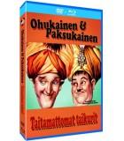 Ohukainen & Paksukainen: Taitamattomat taikurit (1942) Blu-ray+DVD