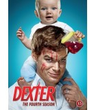 Dexter - kausi 4 (4-DVD)