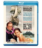 Mutiny on the Bounty (1962) Blu-ray