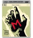 Fritz Lang - M (1931) (Blu-ray + DVD)