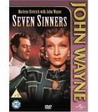 Seven Sinners (1940) DVD