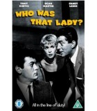 Who Was That Lady? (1960) DVD