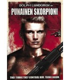 Punainen skorpioni (1988) DVD