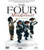 The four musketeers (1974) DVD