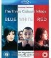 The Three Colours Trilogy Box Set (Blu-ray)