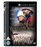 The Man Who Would Be King (1975) DVD