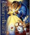 Kaunotar ja hirviö (1991) (Blu-ray 2D + 3D)