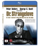 Dr. Strangelove or: How I Learned to Stop Worrying and Love the Bomb (1964) Blu-ray